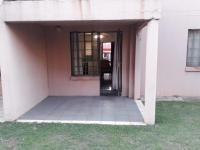 Backyard of property in Germiston