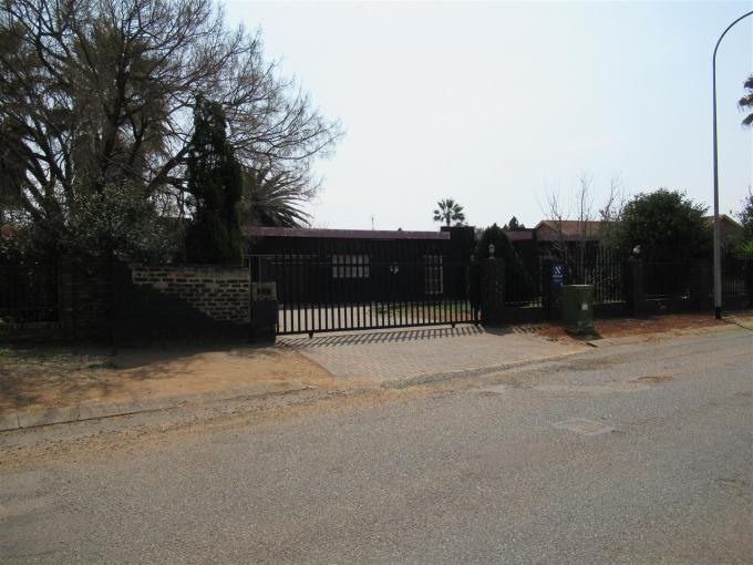 Standard Bank EasySell 3 Bedroom House for Sale in Arcon Park - MR154491
