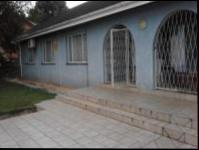 Backyard of property in Northdale (PMB)
