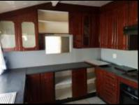 Kitchen of property in Jan Niemand Park