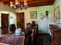 Dining Room of property in Waterkloof Glen