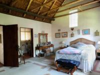 Main Bedroom of property in Waterkloof Glen