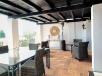Patio - 123 square meters of property in Waterkloof