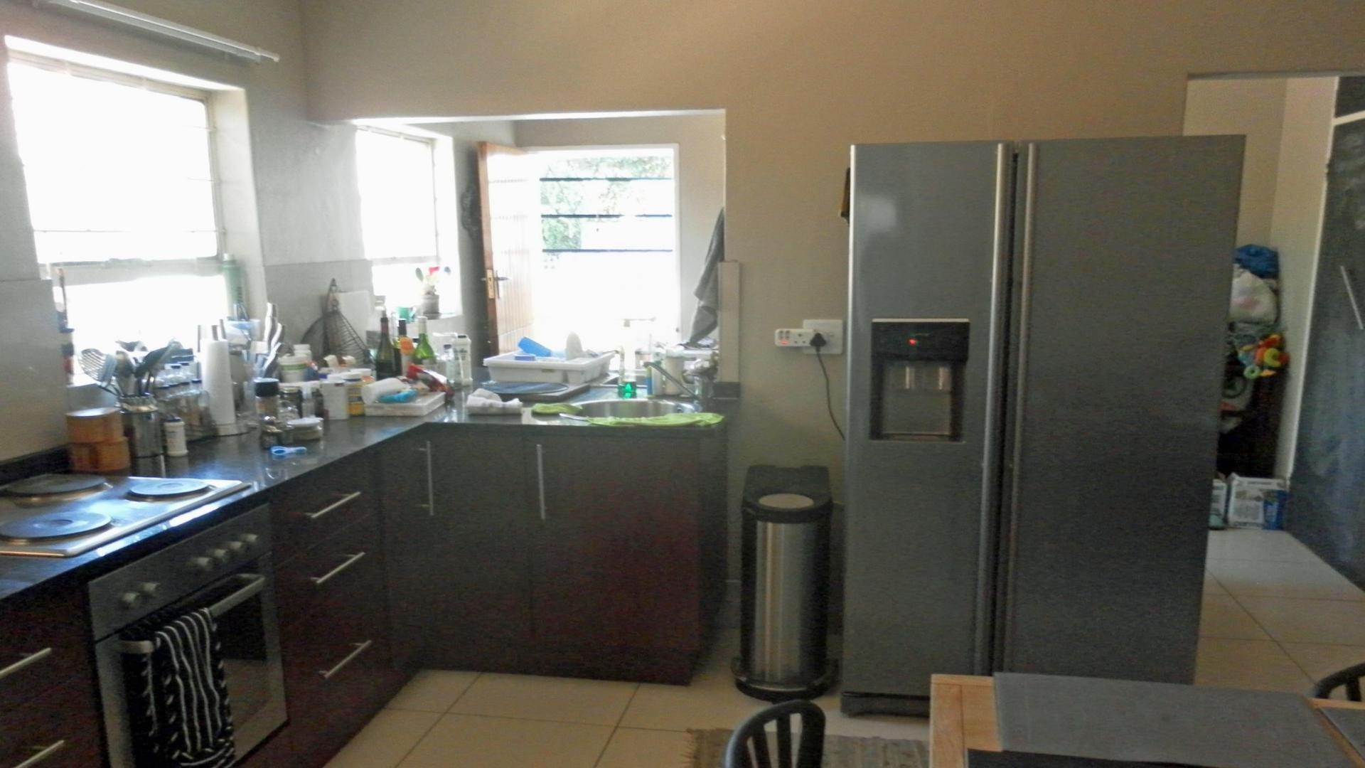 Kitchen - 23 square meters of property in Lyttelton Manor