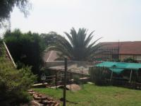 Backyard of property in Kensington - JHB