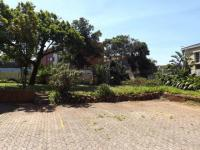 Backyard of property in Durban Central