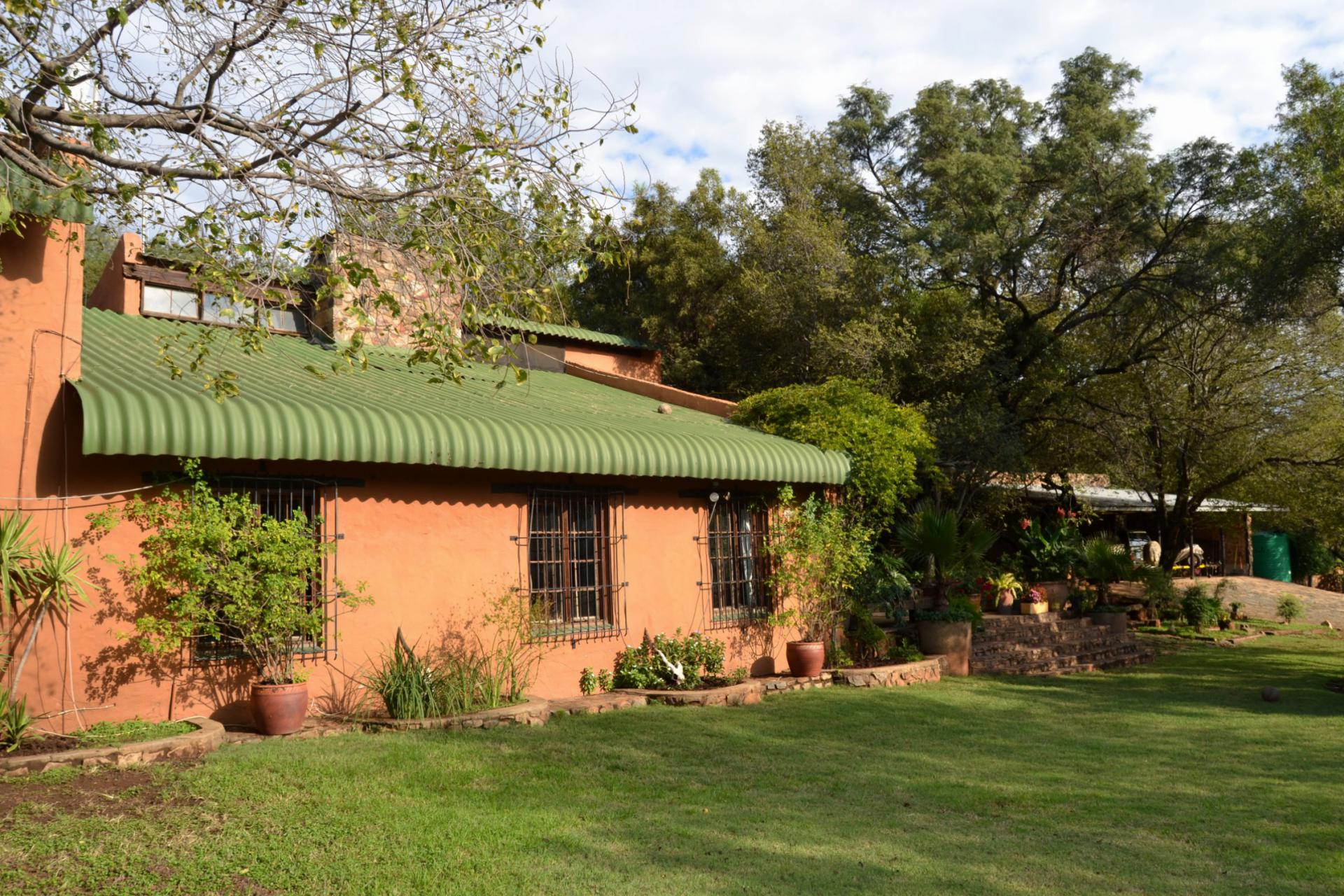 Front View of property in Pretoria Rural
