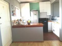 Kitchen of property in Berea - DBN