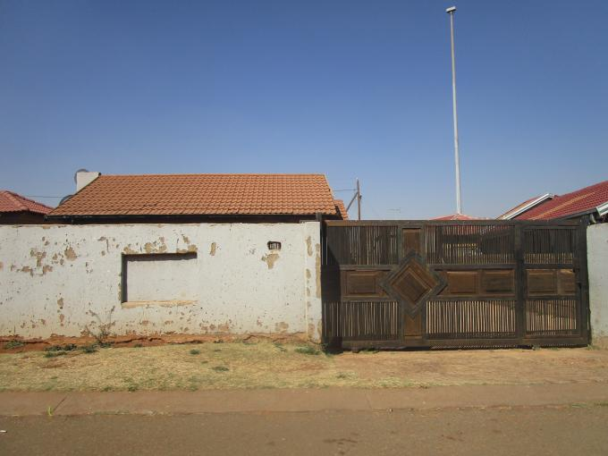 Standard Bank EasySell 3 Bedroom House for Sale For Sale in Vosloorus - MR157236