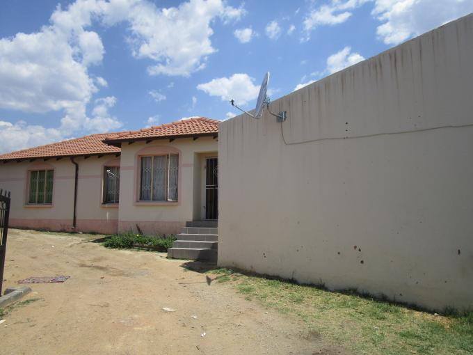 Standard Bank EasySell 3 Bedroom House for Sale in Cosmo City - MR157395