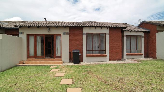 Standard Bank EasySell 2 Bedroom Sectional Title for Sale For Sale in Sagewood - MR157600