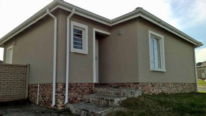 Standard Bank EasySell 3 Bedroom House for Sale in Gonubie - MR159085