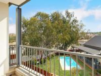Balcony of property in Kyalami Hills