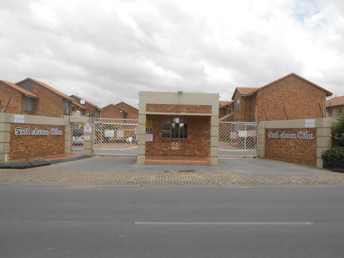 Standard Bank EasySell Sectional Title for Sale For Sale in Beyers Park - MR159275