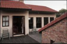 Balcony - 54 square meters of property in Waterkloof Ridge