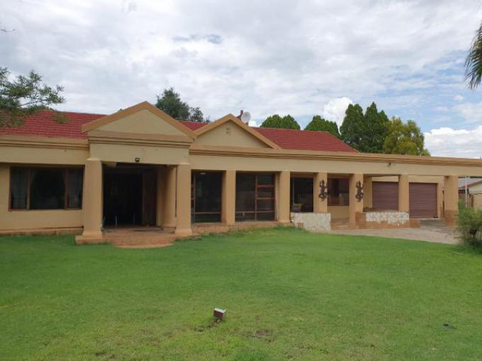 Standard Bank EasySell 4 Bedroom House for Sale in Neserhof - MR160011