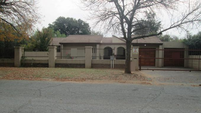 3 Bedroom House for Sale For Sale in Vaalpark - Home Sell - MR160089
