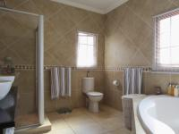 Main Bathroom - 12 square meters of property in Cormallen Hill Estate