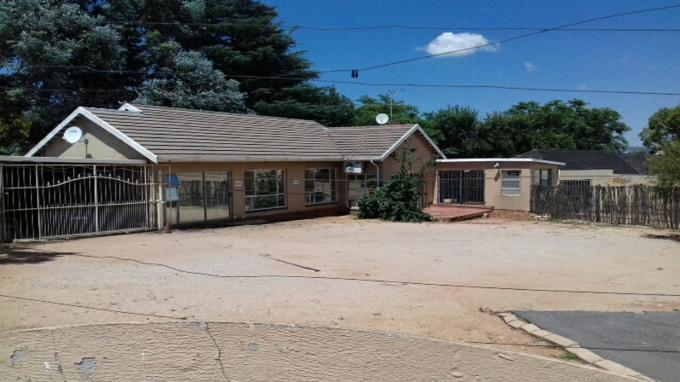 Standard Bank Repossessed 3 Bedroom House for Sale on online auction in Randburg - MR160411