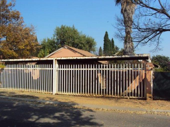 Standard Bank SIE Sale In Execution 3 Bedroom House for Sale For Sale in Benoni - MR160440
