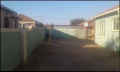 Spaces of property in Soshanguve