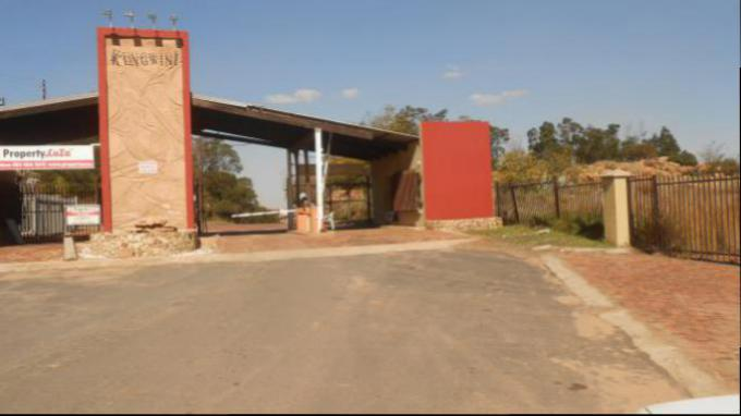Standard Bank EasySell Land for Sale For Sale in Kungwini - MR160595