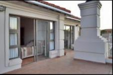 Balcony of property in Grootfontein
