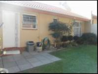 Backyard of property in Sunninghill