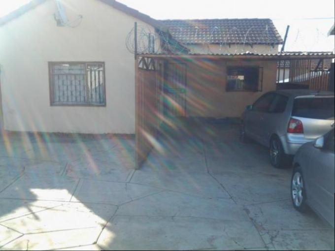 Standard Bank EasySell 2 Bedroom House for Sale For Sale in Mabopane - MR160737