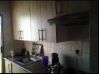 Kitchen of property in Mabopane