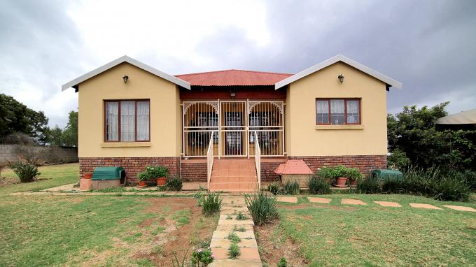 Standard Bank EasySell 3 Bedroom House for Sale For Sale in Grootfontein - MR160783