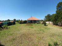 Backyard of property in Grootfontein