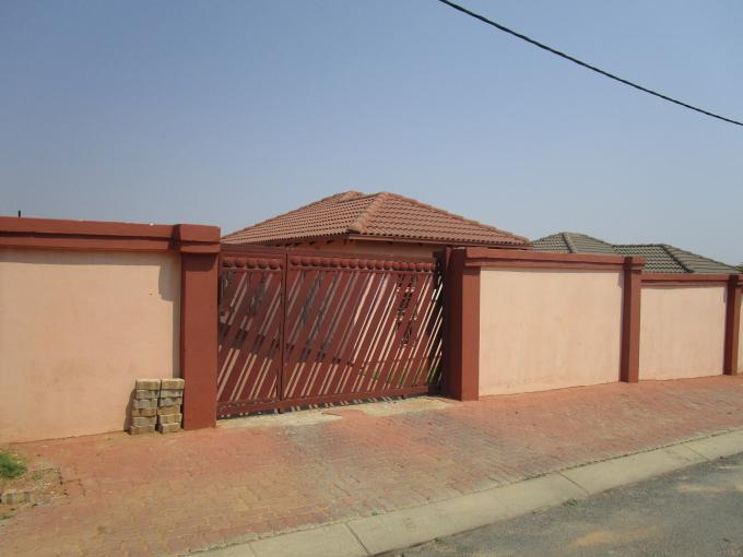Standard Bank EasySell 3 Bedroom House for Sale in Cosmo City - MR161203