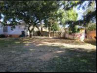 Backyard of property in Mondeor