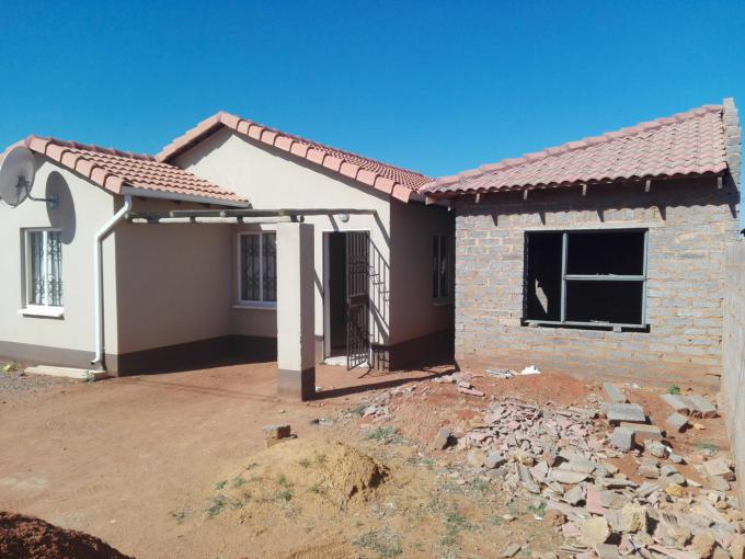 3 Bedroom House for Sale For Sale in Protea Glen - Private Sale - MR161381
