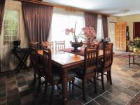 Dining Room - 21 square meters of property in Garsfontein
