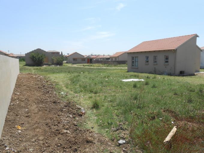 Standard Bank EasySell Land for Sale For Sale in Sharon Park - MR161680