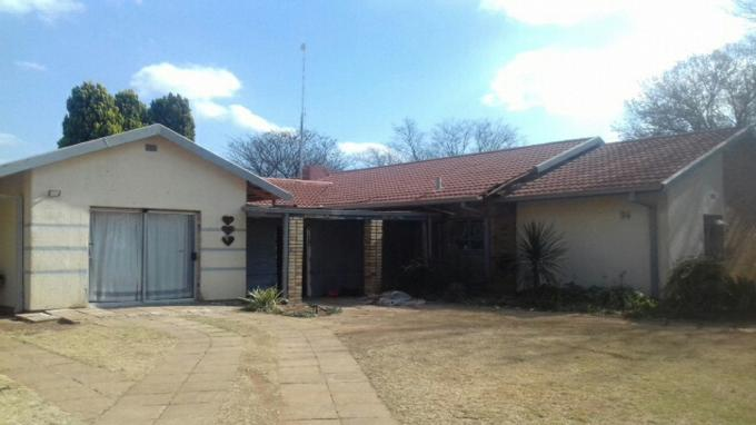 Standard Bank Insolvent 3 Bedroom House for Sale For Sale in Orkney - MR161985
