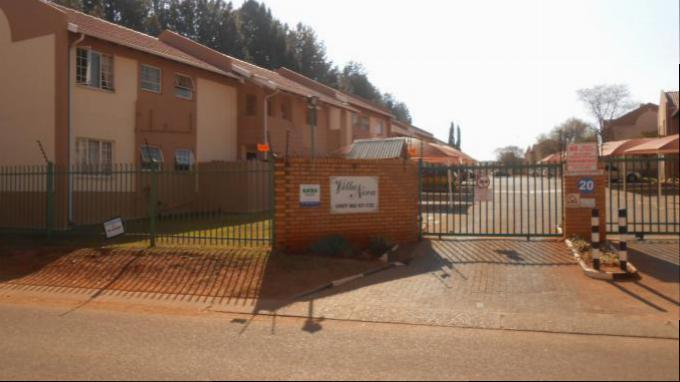 Standard Bank EasySell 2 Bedroom Duplex for Sale For Sale in Lyttelton Manor - MR162044