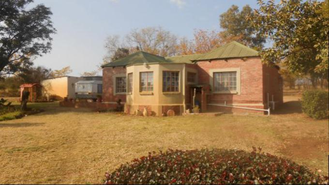 Smallholding for Sale For Sale in Pretoria Rural - Private Sale - MR162160
