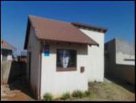 1 Bedroom 1 Bathroom Cluster for Sale for sale in Villa Liza