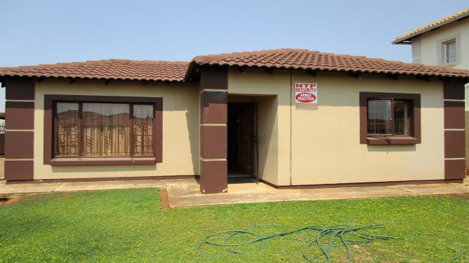 Standard Bank EasySell 3 Bedroom House for Sale For Sale in Rosslyn - MR163080