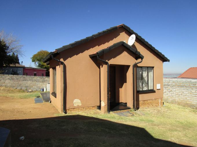 Standard Bank EasySell 2 Bedroom House For Sale For Sale
