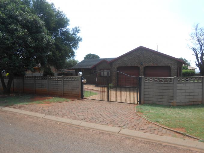 Standard Bank EasySell House for Sale For Sale in Boksburg - MR163710