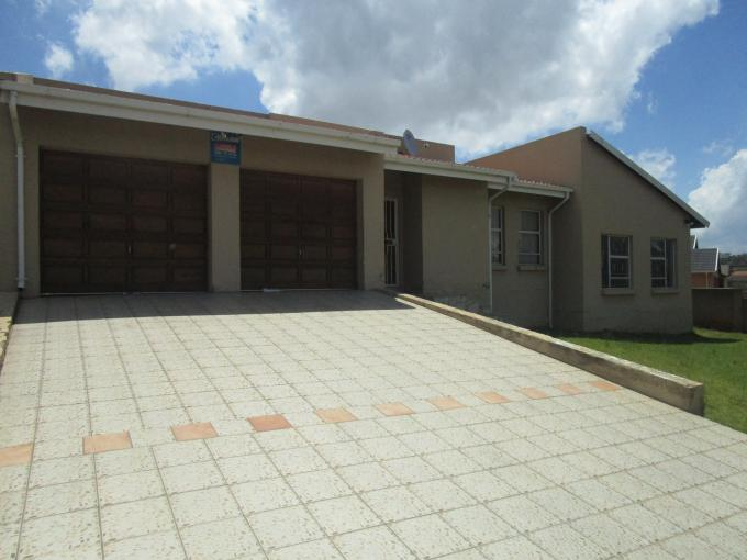 Standard Bank EasySell House for Sale For Sale in Mondeor - MR163862