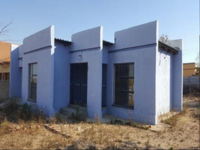 Standard Bank Easysell 2 Bedroom Cluster For Sale In