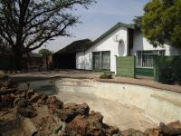 Backyard of property in Vereeniging