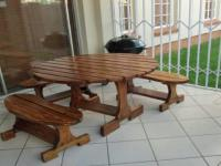 Patio - 11 square meters of property in Waterval East