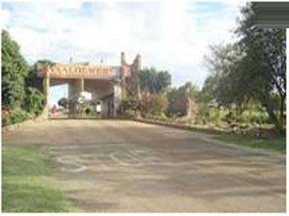 Land for Sale For Sale in Vanderbijlpark - Private Sale - MR16422