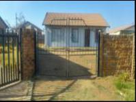 3 Bedroom 1 Bathroom House for Sale for sale in Kwa-Thema